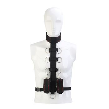 Blaze Deluxe Collar Body Restraint