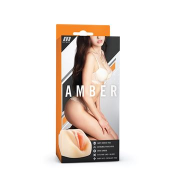 Masturbator Amber vagina