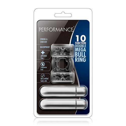 Performance vibrerende penisring