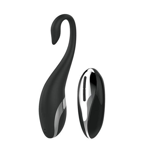 Naghi No.36 oplaadbaar vibrerend ei met afstandsbediening