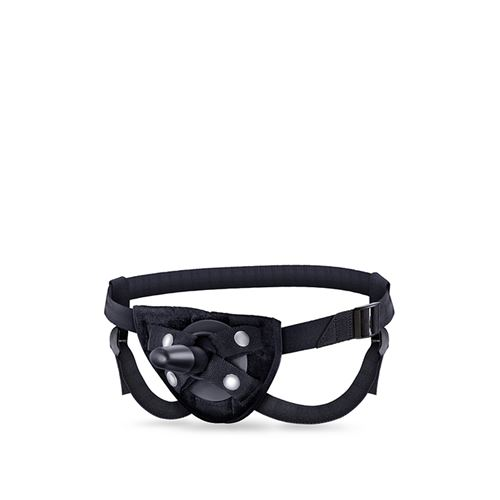 Lock On strap-on harnas zwart