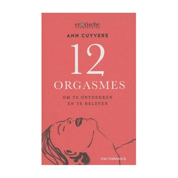 12 Orgasmes, Ann Cuyvers