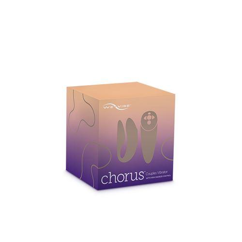 We-Vibe Chorus partner vibrator