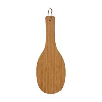 Bamboe plankje rond