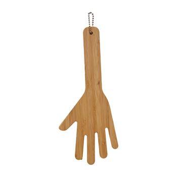 Bamboe plankje hand