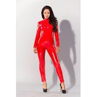 Datex Catsuit rood
