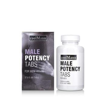 Coolmann Mannelijke Potentie tabletten