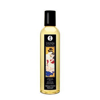Shunga massageolie Midnight Flower 250 ml