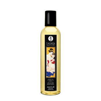 Shunga massageolie Sweet Lotus 250 ml