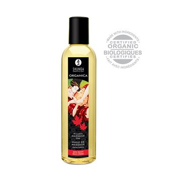 Organica massageolie Maple Delight 250 ml