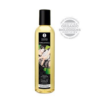 Organica massageolie Natural 250 ml