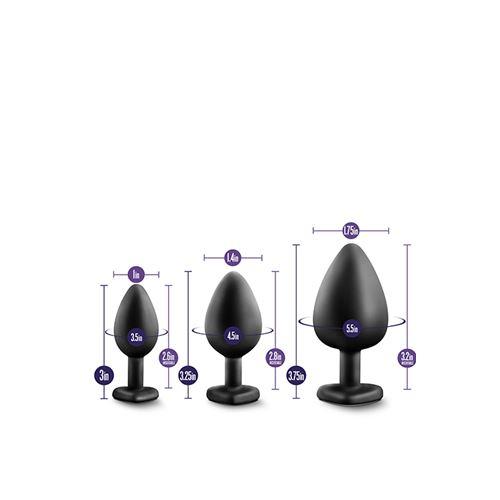 luxe-bling-plugs-training-kit-white-gems