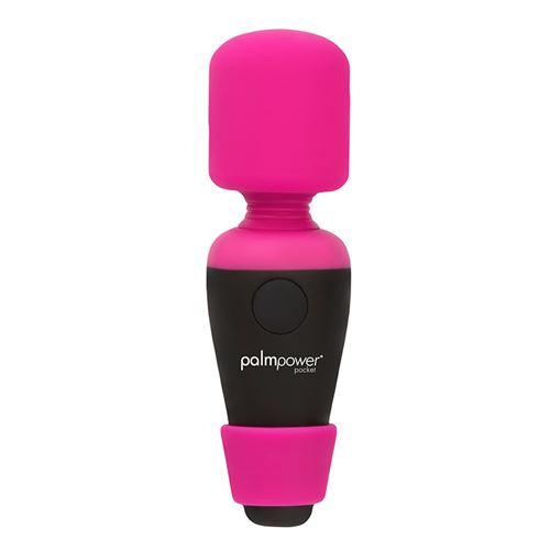 Palm Power mini wand vibrator