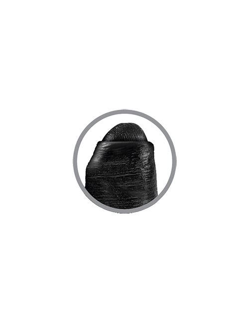 king-cock-9inch-uncut-black