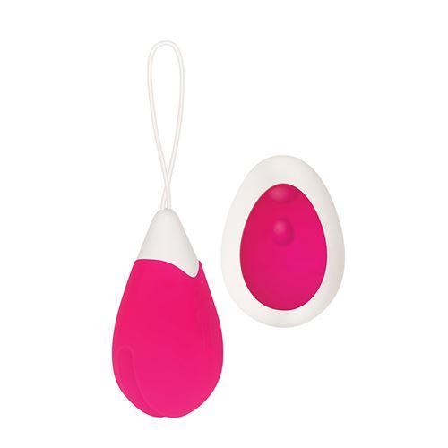 Image of Oplaadbaar vibrerend ei met afstandsbediening