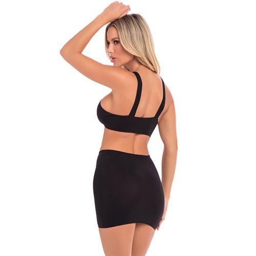 be-seen-2pc-skirt-set-black-os