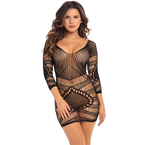 pleasure-craft-net-dress-black-ml