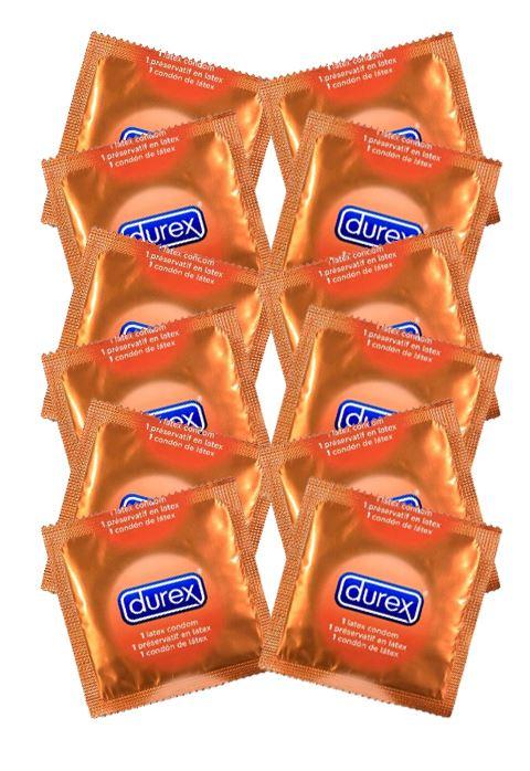 Durex Sinaasappel Condooms 12st