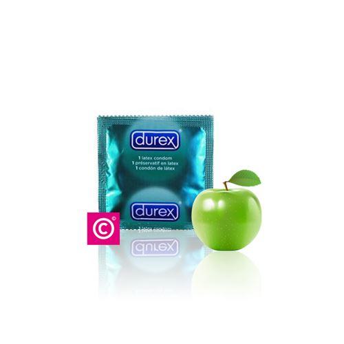 Durex Taste me Appel Condooms - 12 stuks