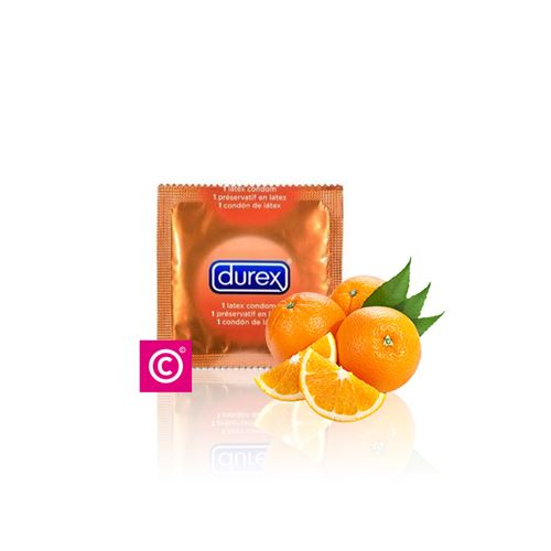 Durex Taste me Sinaasappel Condooms 12st