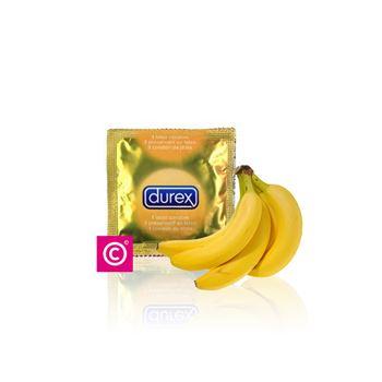 Durex Taste Me Banaan Condooms 12st