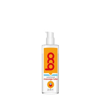 Boo 2-in-1 massage glijmiddel 50 ml