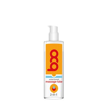 Boo 2-in-1 massage glijmiddel 150 ml