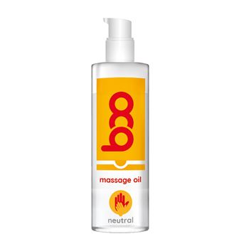 Boo neutrale massageolie 150 ml