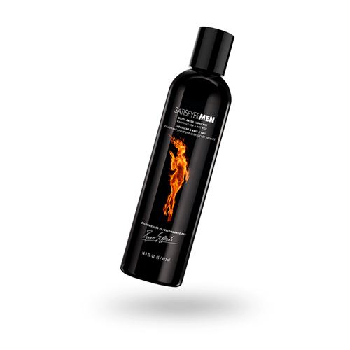 Image of Verwarmend glijmiddel Satisfyer Men 300 ml