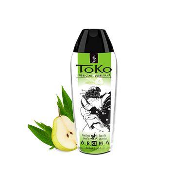Toko Aroma glijmiddel op waterbasis peer en exotische groene thee