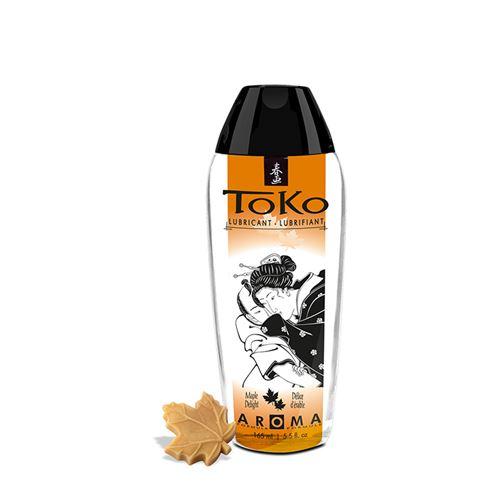 Toko Aroma glijmiddel op waterbasis Maple Delight