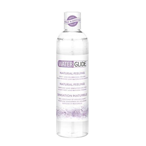 Waterglide glijmiddel natuurlijk gevoel 300 ml