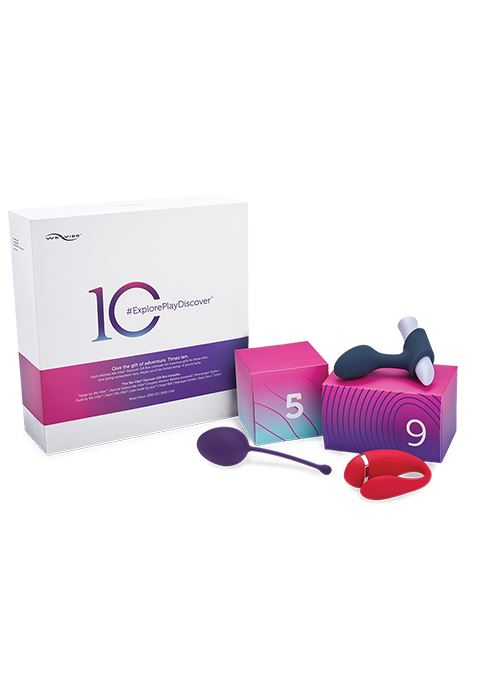 We-Vibe Discover Gift Box