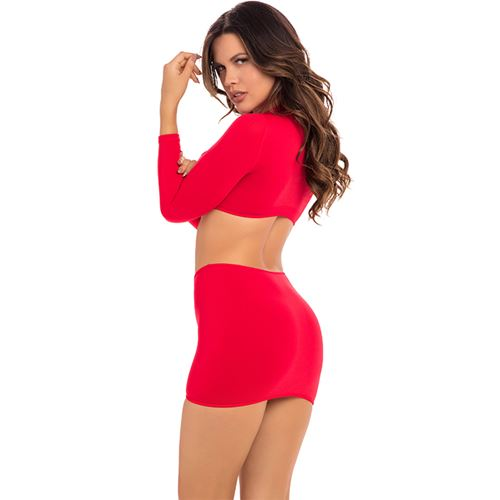 stop-stare-2pc-skirt-set-red-ml