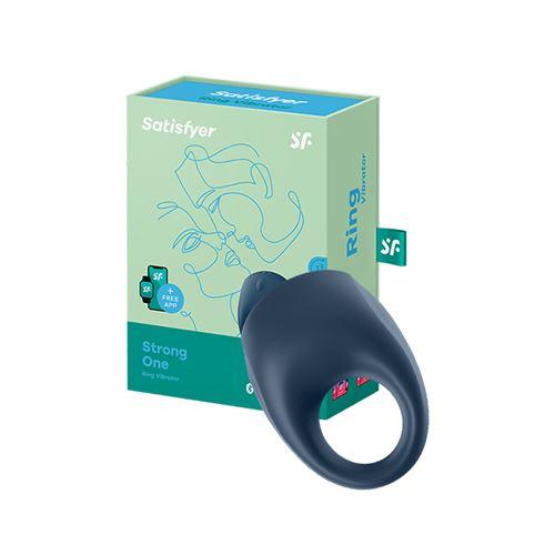 Satisfyer Strong One Ring (met App en Bluetooth)