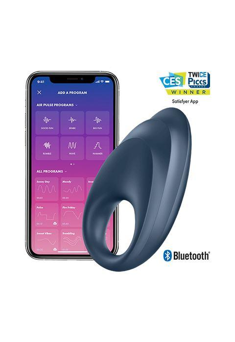 Satisfyer Powerful One Ring (met Bluetooth en App)