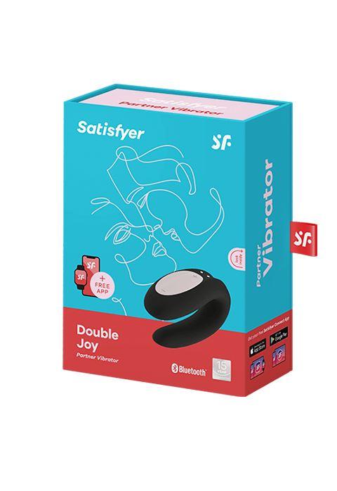 Satisfyer Double Joy (met Bluetooth en App)