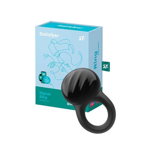 Satisfyer Signet Ring (met Bluetooth en App)