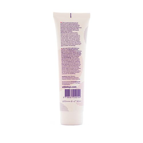 Willie Anaal Glijmiddel 150ml