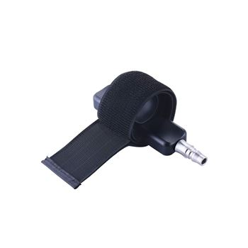 Adapter met elastische band