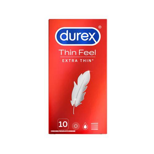 Durex Thin Feel extra dun 10 stuks