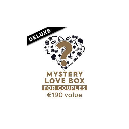 Mystery Love Box voor stelletjes (deluxe)