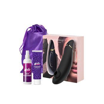 Womanizer Premium Voordeel pakket zwart