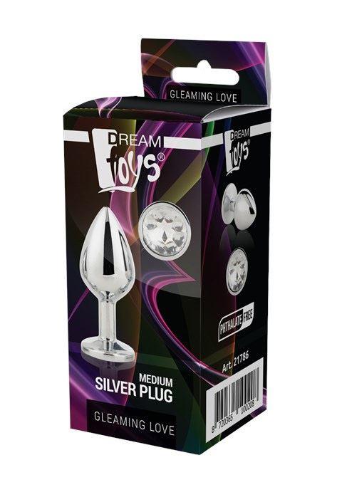 Gleaming Love Multicolour Plug Medium