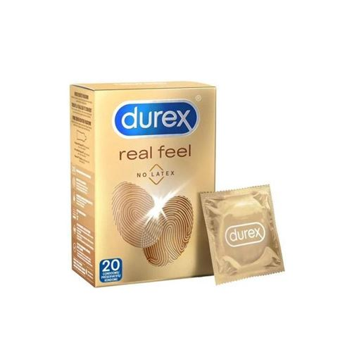 Durex Real Feeling 20 stuks