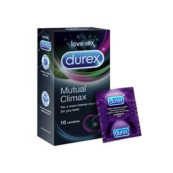 Durex Mutual Climax 10 stuks