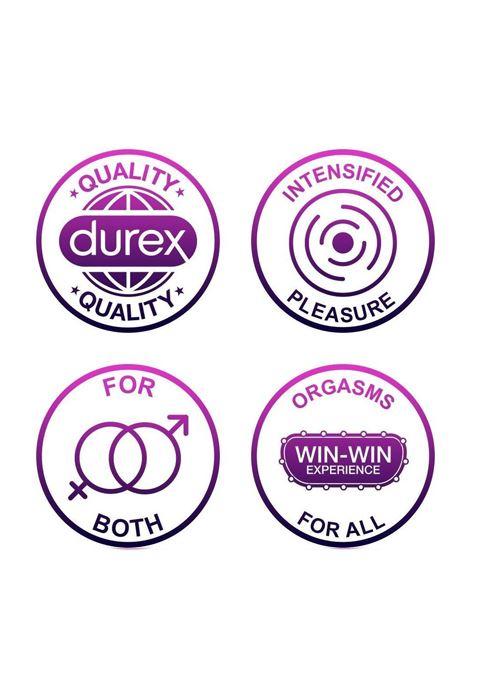 Durex Orgasm'Intense Pure Fantasy Vibrator