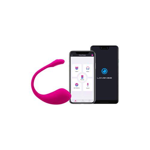 Lovense Lush 2 Bullet vibrator met app