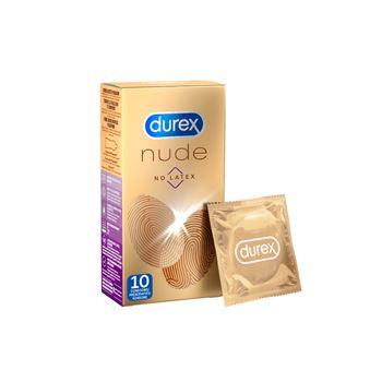 Durex Nude Latexvrije Condooms - 10 stuks