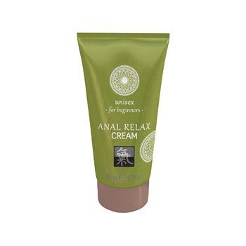 Shiatsu Anale Relax Crème - 50 ml